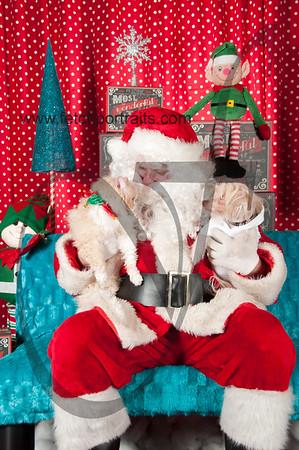 Santa 2015 Krisers Park Ridge 020