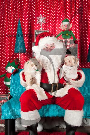 Santa 2015 Krisers Park Ridge 023