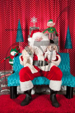 Santa 2015 Krisers Park Ridge 015