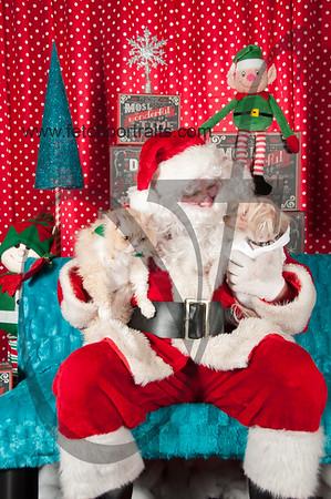 Santa 2015 Krisers Park Ridge 021