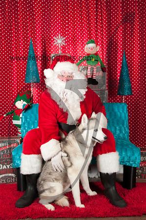 Santa 2015 Krisers Park Ridge 036
