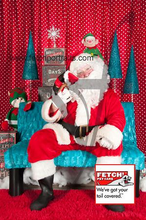 Santa 2015 Bark n Bites and Streeterville 361