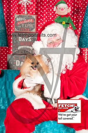 Santa 2015 Bark n Bites and Streeterville 380
