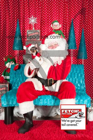 Santa 2015 Bark n Bites and Streeterville 364