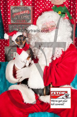 Santa 2015 Bark n Bites and Streeterville 369