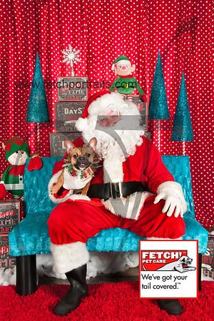 Santa 2015 Bark n Bites and Streeterville 567