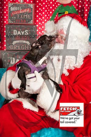 Santa 2015 Bark n Bites and Streeterville 415