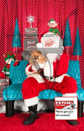 Santa 2015 Bark n Bites and Streeterville 378