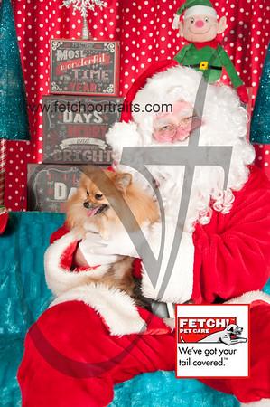 Santa 2015 Bark n Bites and Streeterville 381