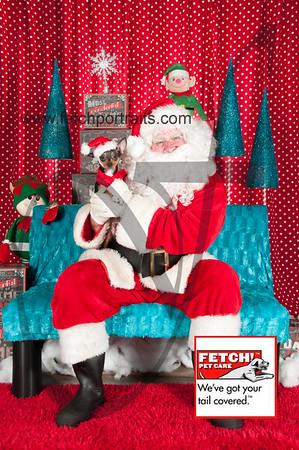 Santa 2015 Bark n Bites and Streeterville 362