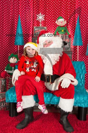 Santa 2015 Southlake 100
