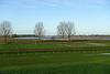 Mland richting Woudrichem
