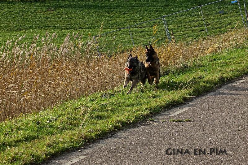 Gina en Pim