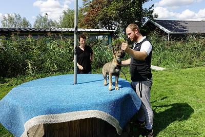 Max met Ruben en Klara  2