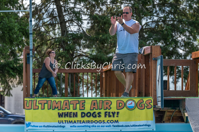 UAD / UKC Dock Diving Competition - Southtown K9 - Saturday, Aug. 5, 2017