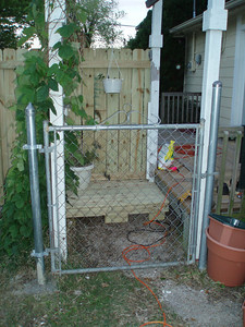 THE RECYCLED GATE
