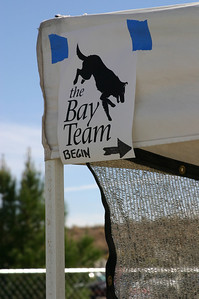 Bay Team signs appeared in the crating areas of all identified Bay Teamers.