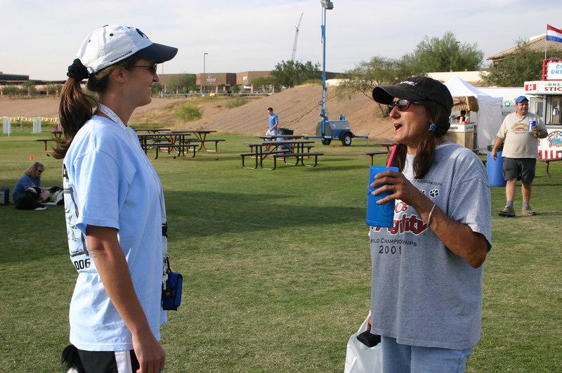 Silvina B and Nancy D