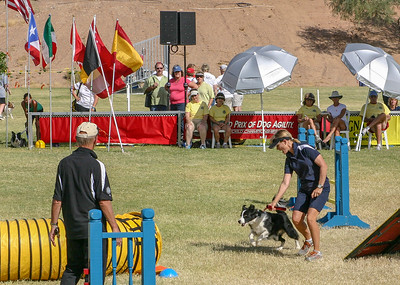 Nancy and Ace in Team Finals