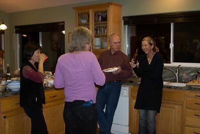 Gwen Tatsuno, Dee Hutton, Stan our host, and Laura Hartwick.
