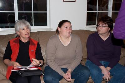 Karey, Katrina, and Mardee