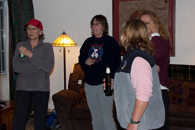 Kathleen, Holly, Diana, and Maralise