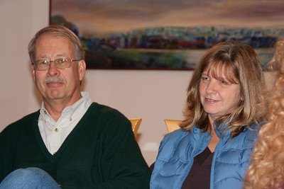 Dave and Kathy B are attentive to the issues.
