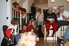 At the meeting. Clockwise from front center: Karen, Tammy, Sue, Margaret, Kraig, Donna, Inge; center--Derede, Janet