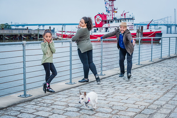 Dancers & their Dogs: Scenes Around the Rivertowns