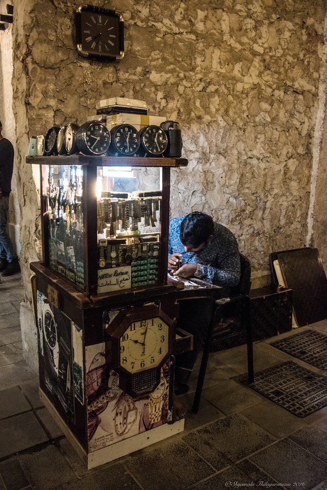 One of many watch repair kiosks - a thriving business?