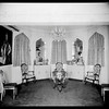 Unidentified room, Doheny Mansion, Chester Place, Los Angeles, Calif., 1933
