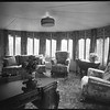 Upstairs sitting room, Doheny Mansion, Chester Place, Los Angeles, Calif., 1933