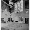 Lobby, Edward L. Dohney Jr. Memorial Library, ca. 1932