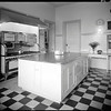 Kitchen, Doheny Mansion, Chester Place, Los Angeles, Calif., 1933