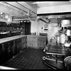 Galley, steam yacht Casiana, ca. 1916-1939