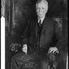 Edward Doheny portrait, 1925-1926