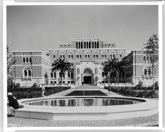 Edward L. Dohney Jr. Memorial Library, ca. 1932