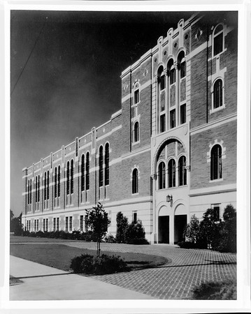 Edward L. Dohney Jr. Memorial Library, ca. 1932