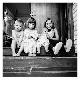 Sofie und ihre Geschwister, 10. August 1996