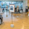 Buchpräsentation und Fotoausstellung »Schweden Revisited 1996 + 2016« am 10. Dezember 2016 im Autohaus Hedtke, Weiterstadt