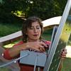 Birgit Cauer, Eröffnung der 21. Ausstellung der Darmstädter Sezession auf dem Gelände der Ziegelhütte am 16. Juni 2012