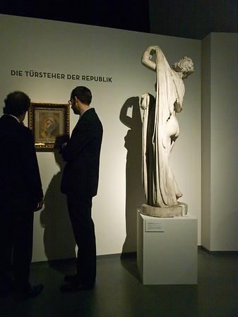 """Eröffnung der Landesaustellung """"Georg Büchner"""""""