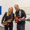 """Vernissage der Ausstellung """"Mit Kunst für die Kunst"""" in der Kunsthalle Darmstadt am 12. Dezember 2015"""