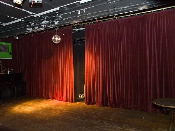 PUNK! Theaterstück von theaterquarantäne (Regie: Hanno Hener) im Hoffart-Theater Darmstadt am 7. März 2015