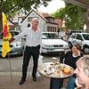 Geburtstagsfeier von Jürgen Barth am 27. Juli 2011 im Carpe Diem, Darmstadt
