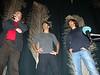 Zur Vorpremiere seines neuen Films SOUL KITCHEN kam Regisseur und Produzent Fatih Akin (Mitte) mit seinem Hauptdarsteller und Ko-Autoren Adam Bousdoukos (rechts) am 18. Dezember ins Programmkino Rex nach Darmstadt. Links: Andreas Heidenreich, Moderator des anschließenden Rex-Filmgesprächs.
