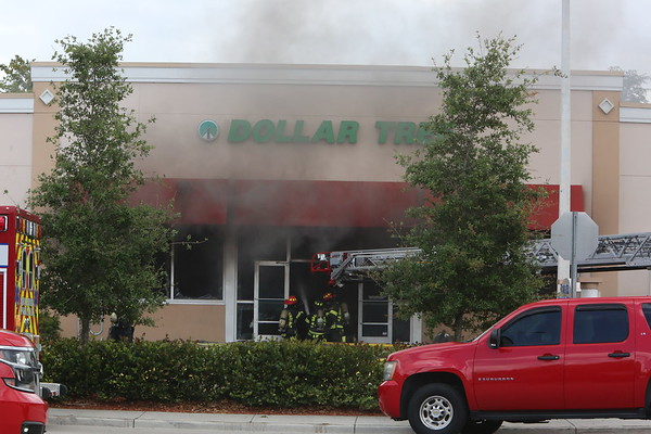 Dollar Tree Fire