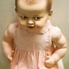 Apprehensive doll