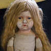 Old doll - lost and found again