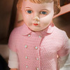 Skeptical doll